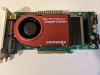 Gainward Nvidia Geforce 6800 Ultra AGP