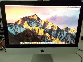 "iMac 21.5"" late 2009 8GB Intel Core 2 Duo, 3.06 GHz"