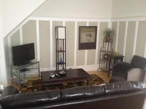 Amazing 1 bd FULLY FURNISHED with private yard Regina Regina Area image 2