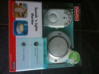 Fisher Price Sounds and Lights monitor