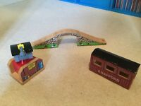 Thomas the Tank Engine wooden accessories