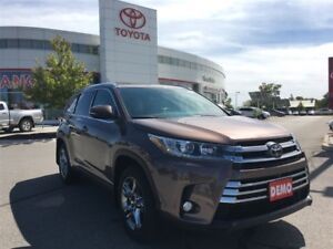 2017 Toyota Highlander *sale pending*Limited - Low Km Executive