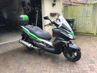 Kawasaki 300 cc Scooter