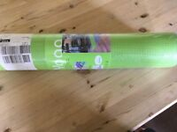 BRAND NEW YOGA MAT STILL IN ORIGINAL WRAPPER