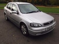 2003 Vauxhall Astra 1.6 MOT March 2017! CD Player! Drive Away Today!