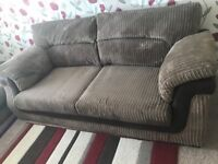 3 + 2 seater sofas with upgraded foam seats