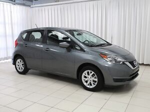 2018 Nissan Versa SV NOTE 5DR. VERSATILE AND SPORTY HATCHBACK !!