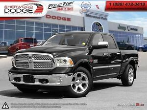 2014 Ram 1500 LARAMIE | LEATHER | NAV | SUNROOF | POWER SEATS
