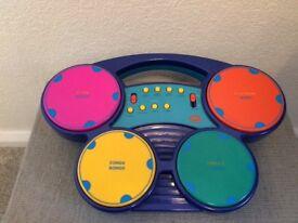 Toy Electronic Drum Machine