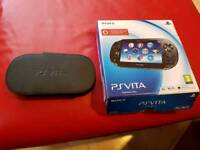 Sony PS Vita with 11 games