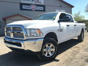 2014 Ram 3500 SLT CREW CAB LONG BOX CUMMINS DIESEL!!