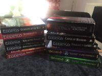 David Eddings the Belgariad and Malloreon books