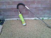 Gas burner/torch