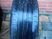 CONTINENTAL Premium Contact 205x55x16 Used Car Tyre