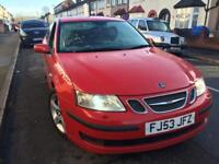 Saab 93 1.8 Turbo 2003 Drives awesome Long Mot...... Not vectra bmw Audi