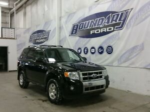 2012 Ford Escape Limited W/ Leather, Sunroof, Back Up Camera