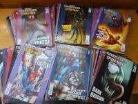 Ultimate Spiderman X-Men massive collection