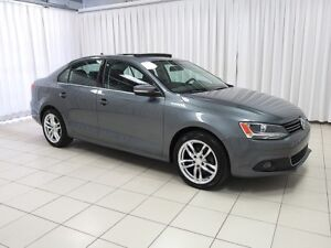 2014 Volkswagen Jetta TDI Diesel! VW CERTIFIED! Highline! Heated