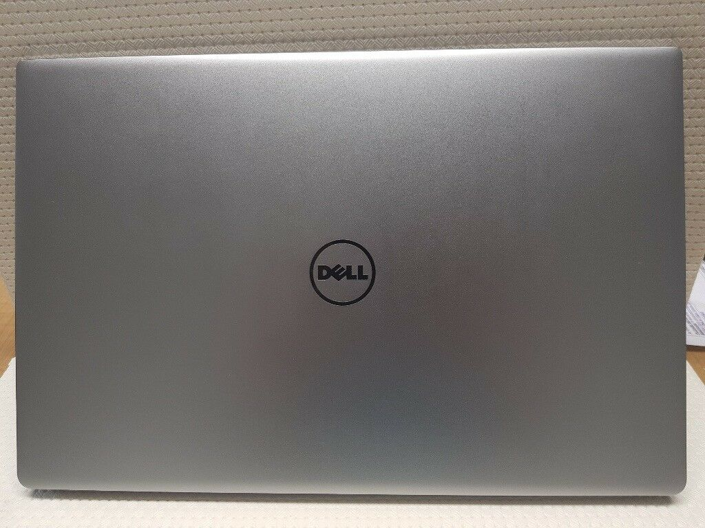 "Dell XPS 9360 13"" 7th Gen i7-7500U @ 2.7Hz 2.9GHz 8GB RAM 256GB SSD Hard Drive"