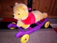 Disney Winnie the Pooh My Rocking by Kiddieland
