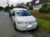 Vw caddy 1.9tdi sale/swap for vito or t4 size van