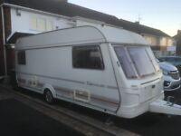 Coachman Genius 500 Touring Caravan 5 Berth £1500 ono