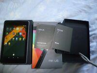 Nexus 7 Original 16GB Version
