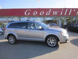 2015 Dodge Journey R/T! HEATED LEATHER SEATS! BLUETOOTH!