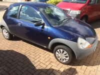Ford Ka low mileage great condition MOT/Service
