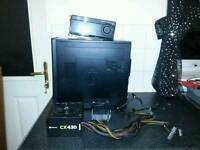 Pc parts job lot including good graphics card