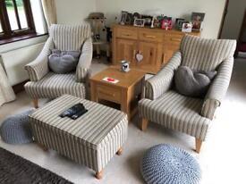 Armchair set