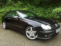 Mercedes CLK320 CDI SPORT AMG 7G-Tronic AUTO / PADDLESHIFT