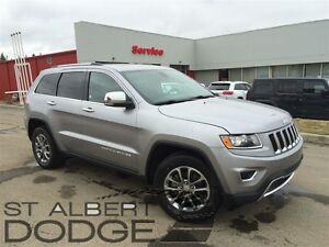2014 Jeep Grand Cherokee LIMITED | 4X4 | BACK CAM | PWR LIFT | P