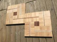 Solid Wood Square Flooring /Reclaimed /parquet/Ash oak