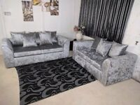 BRAND NEW SOFA CORNER UNIT OR 3+2 SEATER