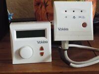 Room Thermostat - Vokera wireless room stat.