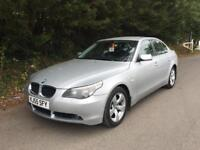 2005 BMW 525I SE EURO4 2.5 PETROL 218 BHP 6 SPEED BOX FULL SERVICE HISTORY STUNNING CAR