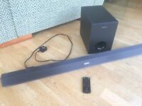 Sony SS-WCT60 Sound-bar & Sub-woofer Ex Cond.