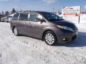 2013 Toyota Sienna LIMITED!! ALL WHEEL DRIVE!! XLE!!