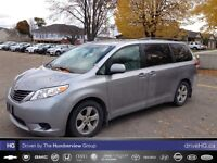 2011 Toyota Sienna LE Clean Car Proof