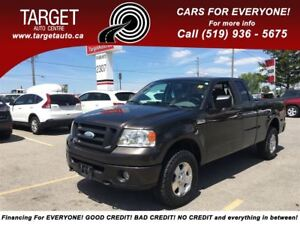 2006 Ford F-150 4X4, Drives Great and More !!!!!