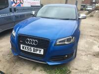 Audi A3 full s3 conversion/replica 2.0Tfsi Quattro