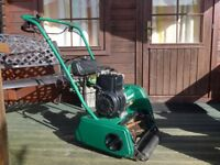 Qualcast Suffolk Punch 35s Petrol Mower For Sale