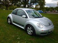2007 Volkswagen Beetle 1.9Tdi PD 100BHP