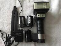 Metz flash gun