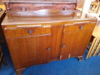 Vintage Deco Style Sideboard