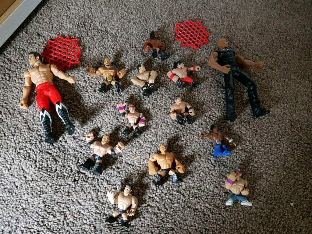 Wrestling figures wwe