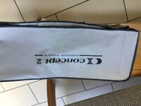 Concept 2 Rowing Machine Cover - New