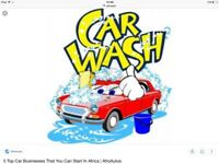 Carwash workers wanted, good pay and good tips,call me at 07425303042