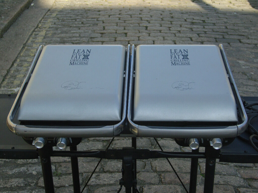 George Foreman Double Grill And Stand In Plymouth Devon
